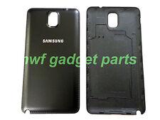 New OEM Samsung Galaxy Note 3 N9005 N900A N900R Battery Back Cover  BLACK US-FL