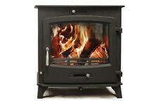 Aquaburn 20kW Boiler Stove Woodburner Multifuel Central Heating And Hot Water