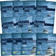 2013 California Title 24 Building Codes Building Standard Commissions PDF ebooks