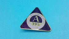 Ascot horse racing autorité support badge - 1994