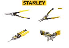 "Stanley FatMax 10"" 250mm Straight Cut Aviation Metal/Tin Snips/Shears, STA214563"