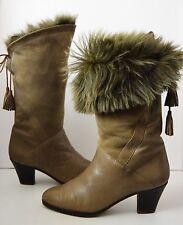 Stiefel alta moda BALDAN Fell Boots Stiefelette True Vintage 80er Winterstiefel