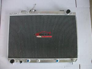 For 1995 - 2003 TOYOTA Townace SBV KR42/43R/SPACIA SR40 VAN AT Aluminum Radiator