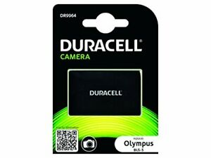 Duracell Premium Analog Olympus BLS-5 Battery PEN E-P3 E-PL1 E-PL2 E-PL3 7.4V 10
