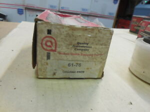 79-83 Ford Courier Front Organic Disc Brake Pads 61-76 BP-159