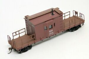 MOW TRAINS Walthers SOUTHERN PACIFIC Transfer Caboose SP #268 Work Train KD5