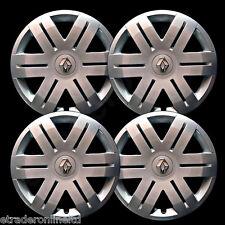 "16"" Renault Traffic Sportive Style Wheel Trim Hub Cap Set of 4 Trims New Quality"