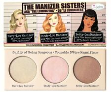 The Balm - The Manizer Sisters - Highlighter Puder Rouge Bronze - 100% Original