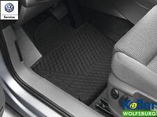 Original Volkswagen VW Gummimatten Fußmatten Sharan 7N Vorn Allwettermatten