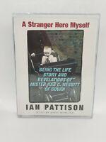 A STRANGER HERE MYSELF Life Story RAB C NESBITT Double Cassette Audio Book VGC