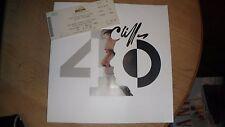 Cliff Richard 40th Anniversary Concert Programme & Ticket