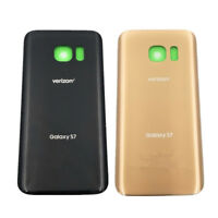 For Samsung Galaxy S7 Verizon G930 G930V Back Battery Cover Glass Door Adhesive