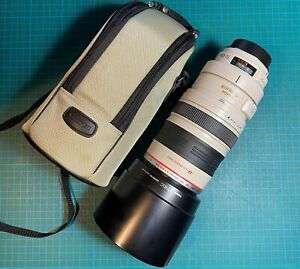 Canon EF 100-400mm f/4.5-5.6L IS USM Telephoto Zoom Lens