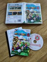 Nintendo Wii game - Mario Party 8 + instructions Free P&P