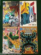 Metal Men #1-4 Comic Book Set DC 1993