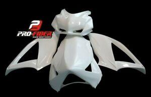 2008-2010 FOR SUZUKI GSXR GSX-R 600-750 RACE BODYWORK FAIRING PRO FIBER K8
