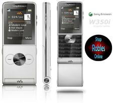 Sony Ericsson W350i White (Ohne Simlock) 4Band 1,3MP Walkman MP3 wie NEU OVP