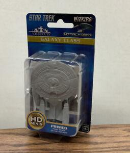 Star Trek: Unpainted Miniatures - Galaxy Class - Wizkids