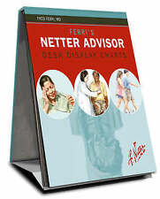 NEW Ferri's Netter Advisor Desk Display Charts, 1e (Netter Clinical Science)