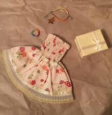 MSD Clothing Accessories Lolita LUTS KDF Unoa Minifee Dress Outfit Jewelry Set A