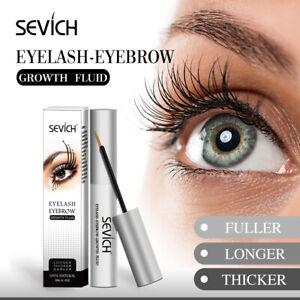 ❤️Eyelash Eyebrow Serum Growth Enhancer 100% Natural LONGER THICKER DARKER 7ml❤️