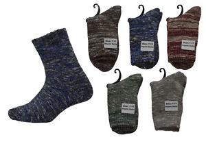 Premium Organic Cotton Socks Thick Full Cushion