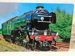 FLYING SCOTSMAN WALL PLAQUE/PLACEMAT