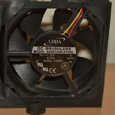 ADDA Corp. - AD0612X-D72GL DC Brushless Case Fan