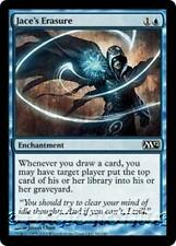JACE'S ERASURE M12 Magic 2012 MTG Blue Enchantment Com