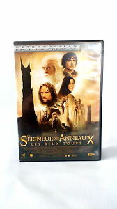 DVD Occasion Lord Of Rings The Two Towers Audio Fr / UK