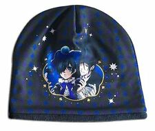*NEW* Black Butler: Sebastian & Ciel Book of Circus Beanie by GE Animation