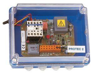 Coffret JETLY PROTEC 2 Monophasé & Triphasé - Protection & Gestion Pompe -955020