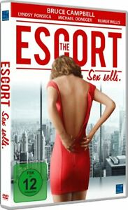 The Escort - Sex Sells [DVD/NEU/OVP] Bruce Campbell, Lyndsy Fonseca, Michael Do