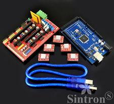 [Sintron] New 3D Printer Kit Mega 2560 + RAMPS 1.4 + 5X A4988 For Arduino RepRap