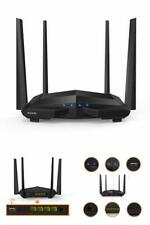 Tenda AC10U Smart Gigabit Wi-Fi Router AC1200 Dual Band with Parental Control