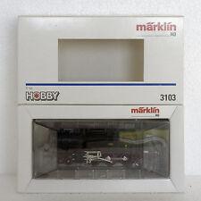 011 MARKLIN HO - Locomotive vapeur T12 130 - réf 3103