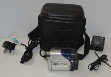 JVC GR-D63EK CAMCORDER MINI DV DIGITAL VIDEO CAMERA TAPE D63