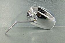 USED OEM 2004 - 2005 Harley Davidson DYNA SUPER GLIDE Chrome Left Side LH Mirror