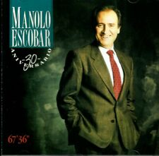 Manolo Escobar 30 Aniversario (Spain Import)  BRAND  NEW SEALED CD