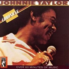 NEW Johnnie Taylor Chronicle: The 20 Greatest Hits (Audio CD)
