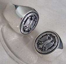 ,  GERMAN Eagle  Ring Silver 925