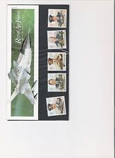 1986 ROYAL MAIL PRESENTATION PACK THE ROYAL AIRFORCE DECIMAL MINT STAMPS