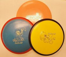 Rip Disc Golf Stater Set Putters Driver Relice, Graboide, Balsstic