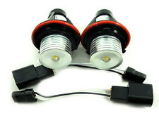 2PCS Angel Eyes LED Light 12V 3W For BMW E39 E53 E60 E61 E63 E64 E65 E66 E87