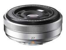 Fujifilm X Fixed/Prime Auto & Manual Focus Camera Lenses