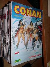 CONAN SPADA SELVAGGIA n° 61- ED. COMIC ART - SAVAGE SWORD