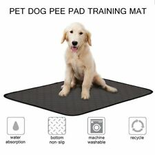 Absorbency Dog Puppy Training Pee Pads Washable Cushion Nest For Bed Pee Free