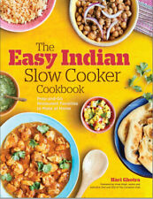 The Easy Indian Slow Cooker Cookbook – Prep-and-Go Restaurant (((P.D.F)))