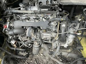 2012 Fiat Ducato 3.0 Engine Complete With Gearbox Gearbox Euro 5