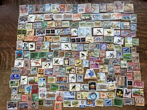 Collection Of Sri Lanka Stamps